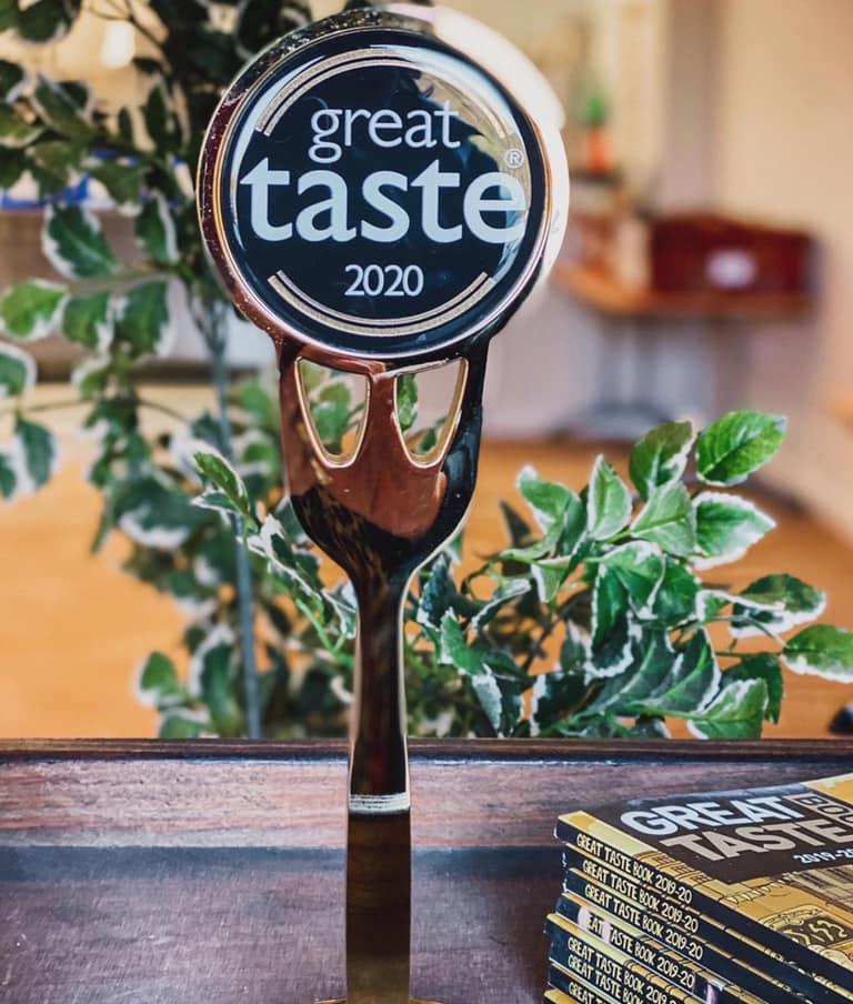 Great Taste Golden Fork - 2020
