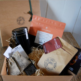 Hot Drinks Gift Box Hamper Set