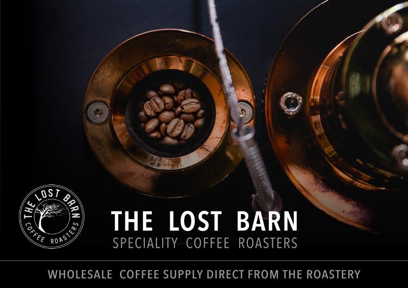 Lost Barn Coffee Brochure